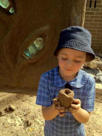 Hamilton Public School Wattle and Daub
