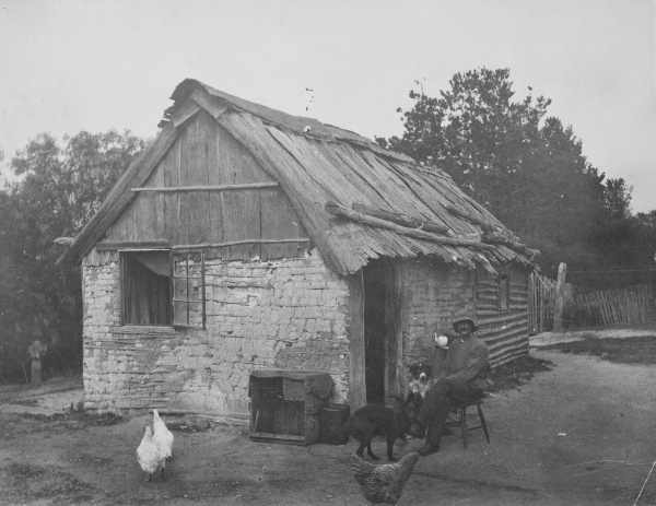 wattle and daub 1912